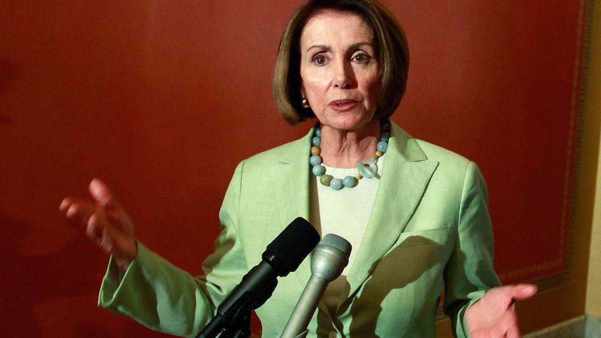 U.S. House Speaker Nancy Pelosi. Mark Wilson/Getty Images