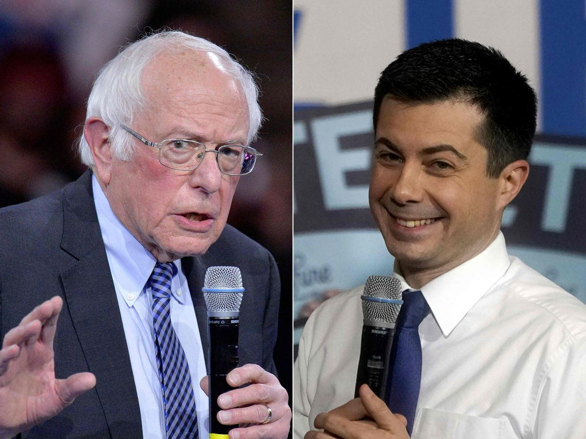Sanders, Buttigieg camps clash ahead of New Hampshire primary in Democratic nomination race - The Globe and Mail