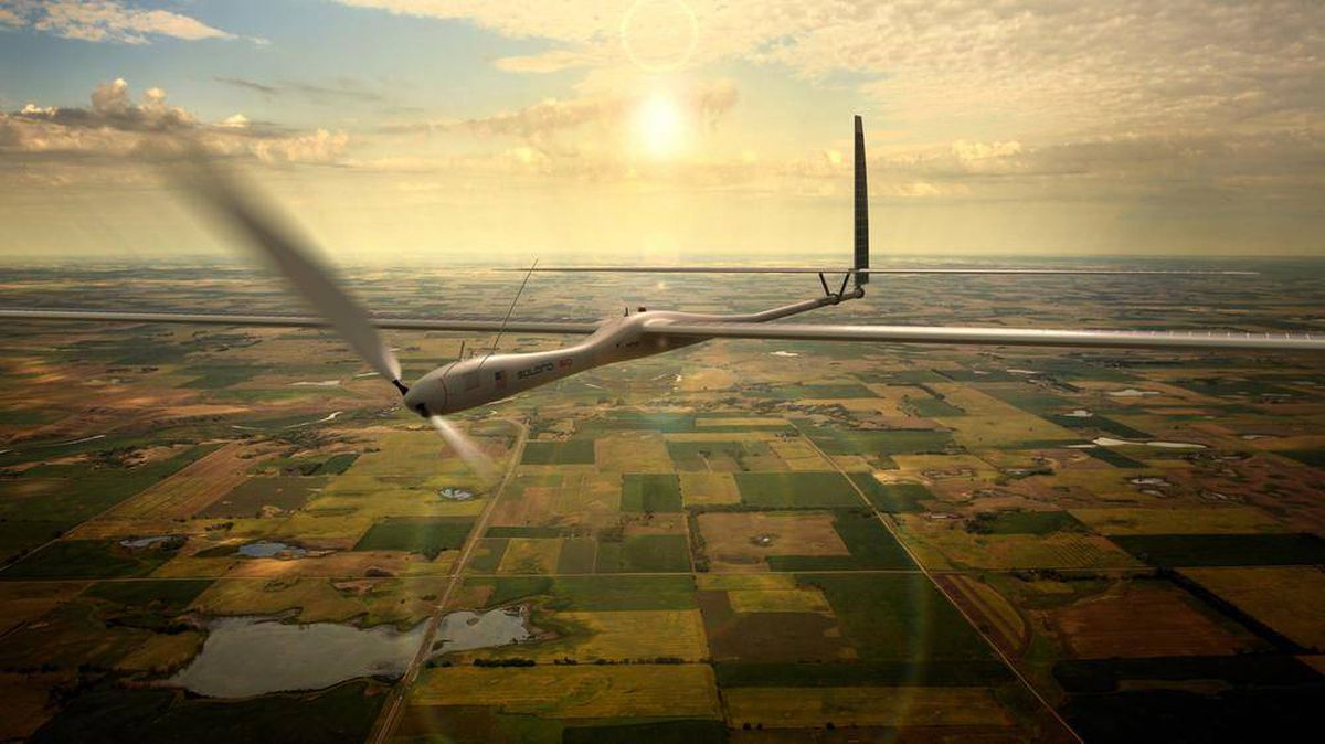 AP/Titan Aerospace