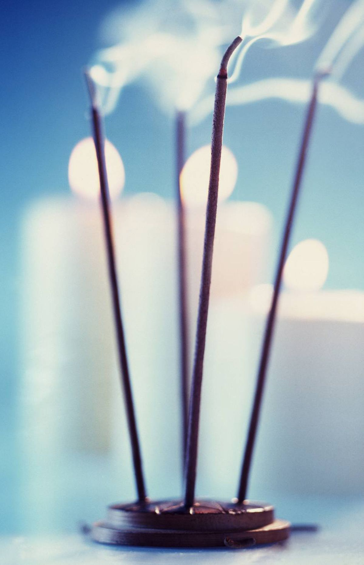 THE TIP: QUICK HOME FIXES Do a makeshift energy audit on your home by holding a stick of incense to windows, doors.