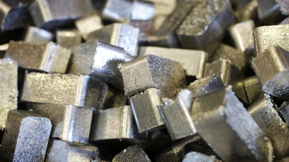 Aluminum. Rio Tinto plans to sell some of its aluminum assets outside of Canada. REUTERS/Dado Ruvic