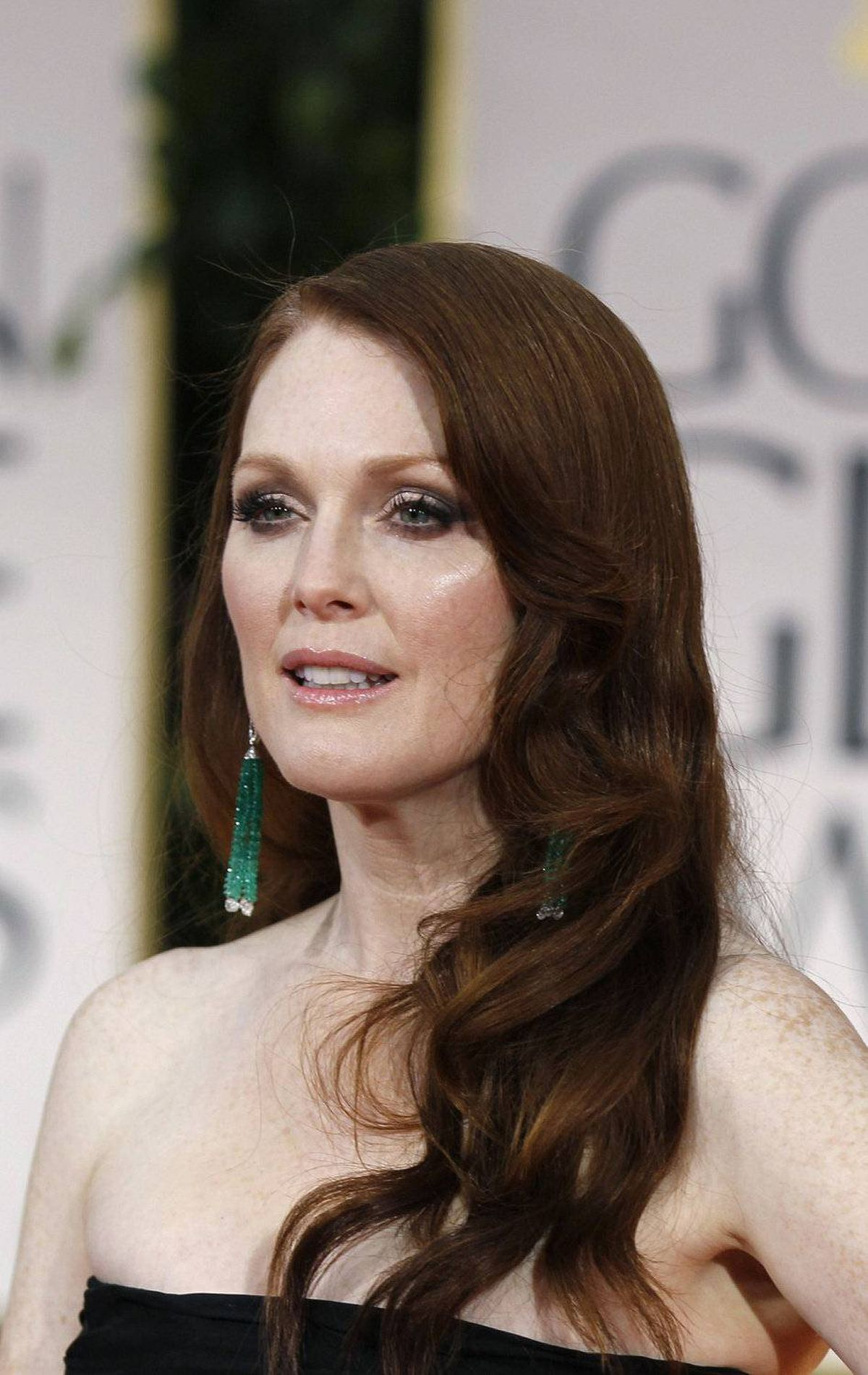 JULIANNE MOORE 'I think [to feel sexy] you need to be away from your children. ... The day-to-day of picking up kids and going to the eye doctor and then dropping them off at basketball ... doesn't make you feel very sexy.' Source: InStyle