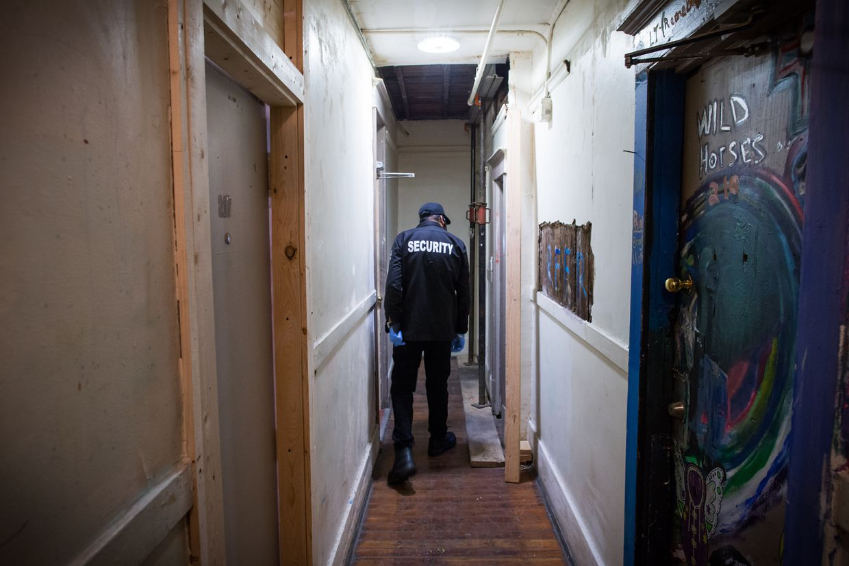 For low-income residents in Vancouver, a different kind of real estate crisis