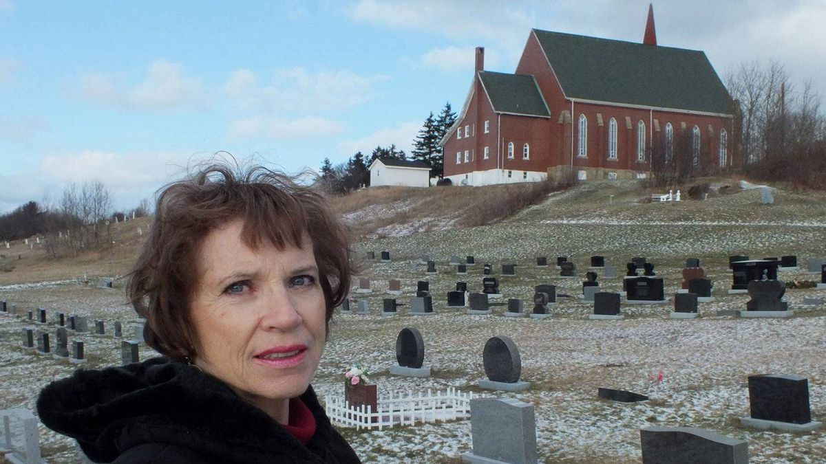 Phyllis MacDonald in Port Hood Nova Scotia feels that victims of abuse deserve compensation but that the money should come from the Vatican rather than small parish churches in Nova Scotia.