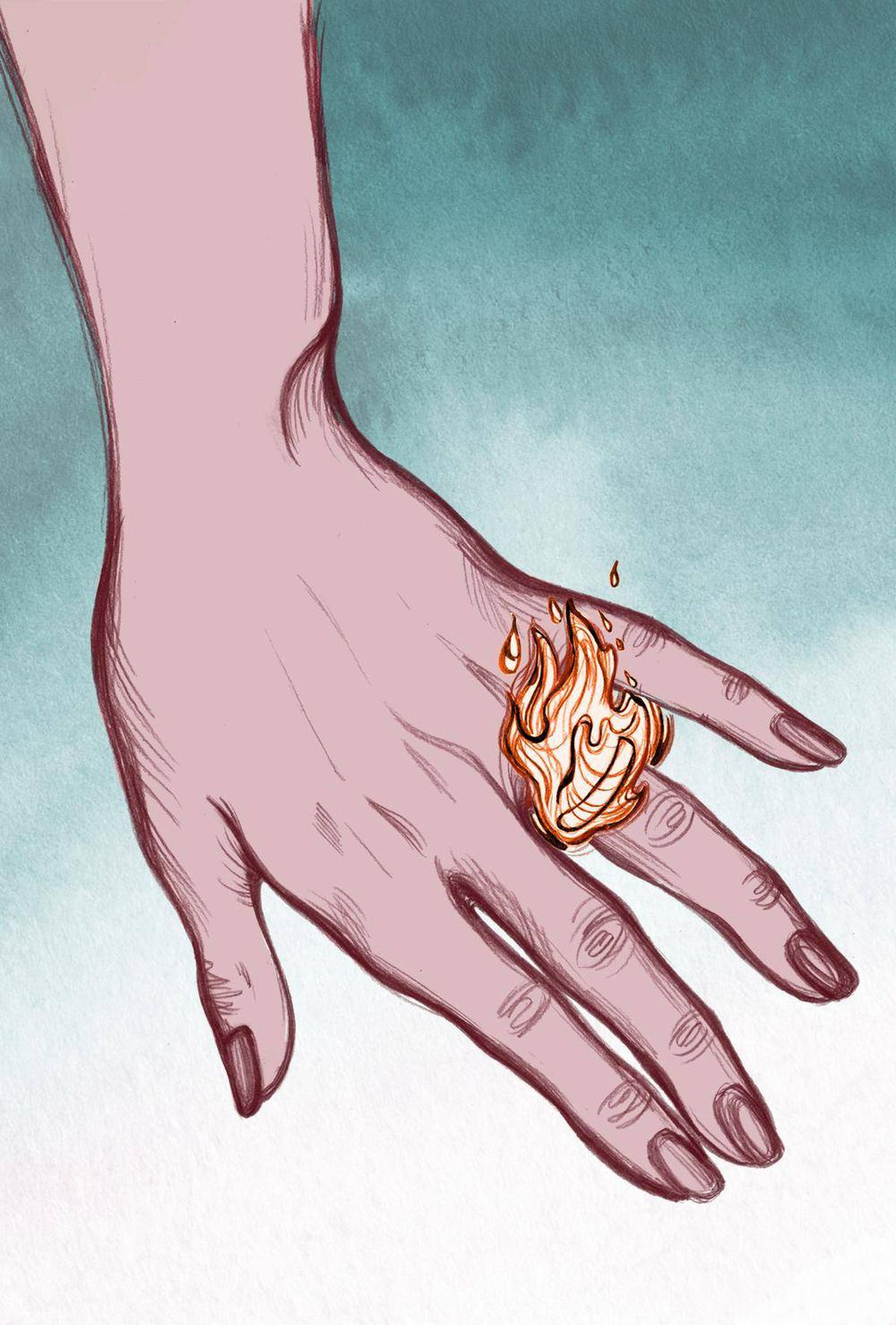 My wedding ring has the 34-year itch - The Globe and Mail
