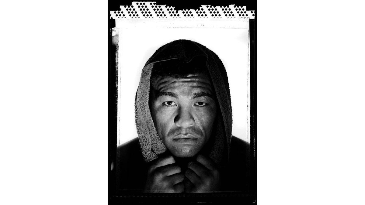 Arturo Gatti, seen in this 2005 photo, left the Canadian amateur boxing team in 1991 to move to New Jersey and turn pro.