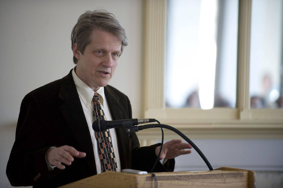 Real estate guru Robert Shiller among the top favourites for the Nobel prize in economics