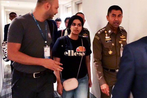 Australia Considers Taking in Rahaf as UN Grants Refugee Status