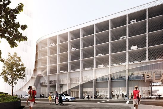 Developers planning parkades with future flexibility