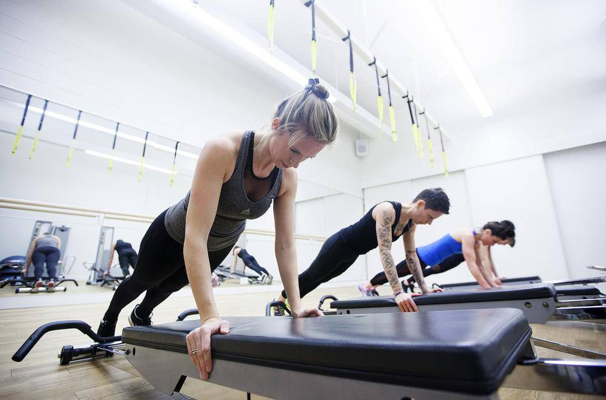 Why Small Classes Are A Big Hit With The Get Fit Crowd The Globe