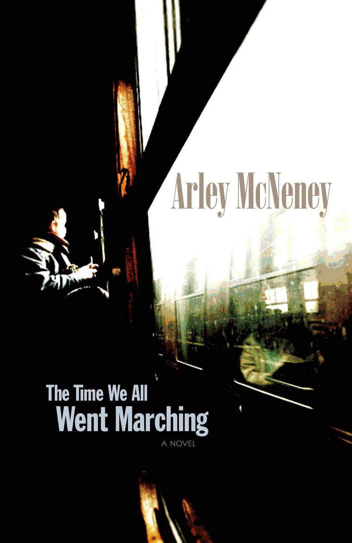 THE TIME WE ALL WENT MARCHING By Arley McNeney (Goose Lane) This small, beautiful book is filled with large themes. Edie and her four-year-old son, Belly, have boarded a train to B.C., leaving Belly's father passed out in their freezing apartment. On the train, Edie tells Slim's stories of Depression-era marches to Belly. McNeney layers these stories on Edie's story with great care. A stunning achievement. – Michelle Berry