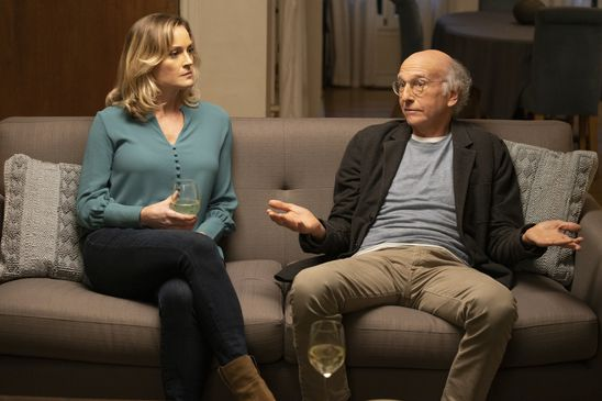 All hail Curb Your Enthusiasm's Larry David, original king of social distancing