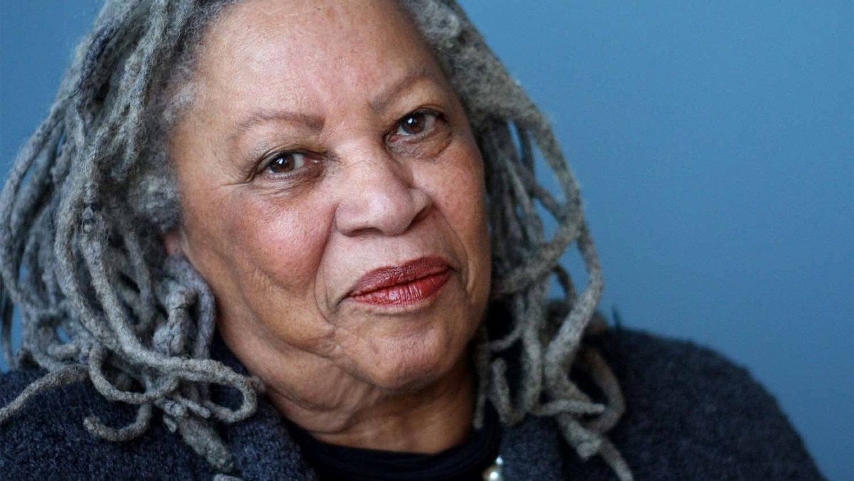 "Toni Morrison, author of ""Home"""