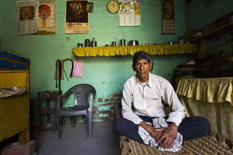 When a modern Indian marriage clashes with ancient rules