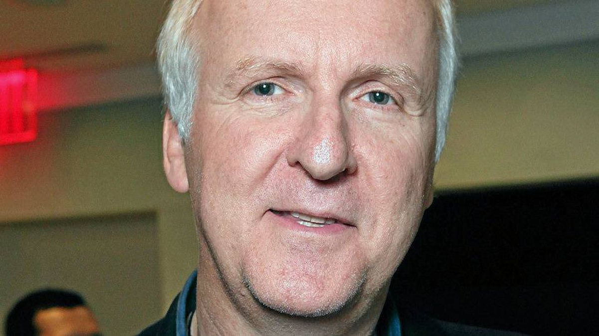 Director James Cameron attends the Real Life Pandoras On Earth Press Conference at The Paley Center for Media on April 24, 2010, in New York City.