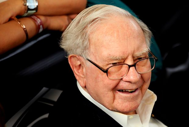 Billionaire Warren Buffett's company reports Q1 loss of US$50 bil