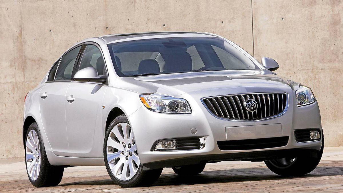 The 2011 Buick Regal features a definite European flair.