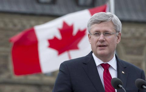 Are Harper's dreams of Canada as energy superpower going up in smoke?