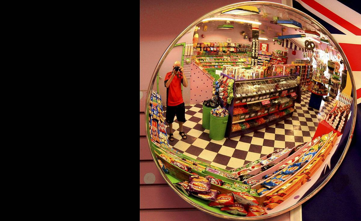 Jawdoc uploaded this image called 'icandy' to our Flickr pool. It was taken inside The Candy Aisle at 2083 west Fourth Avenue, Kitsilano,Vancouver