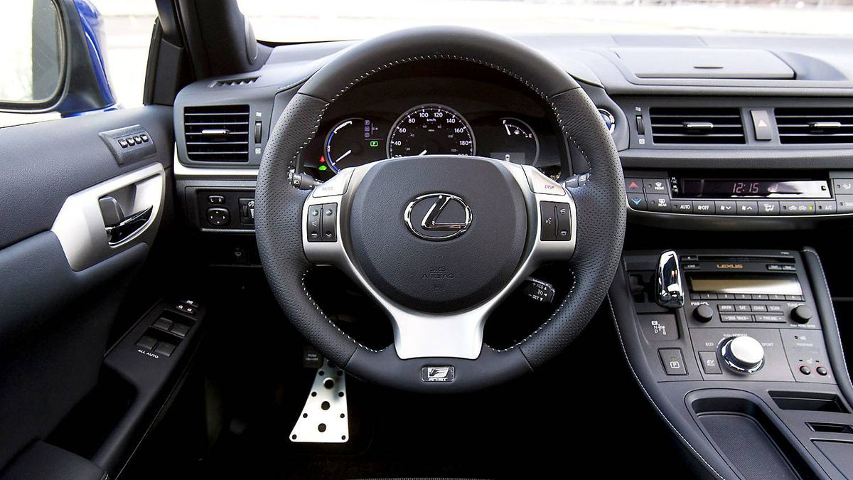 "Lexus CT 200h ($30,950 base): This Lexus gives luxury buyers a ""green"" and very affordable choice."