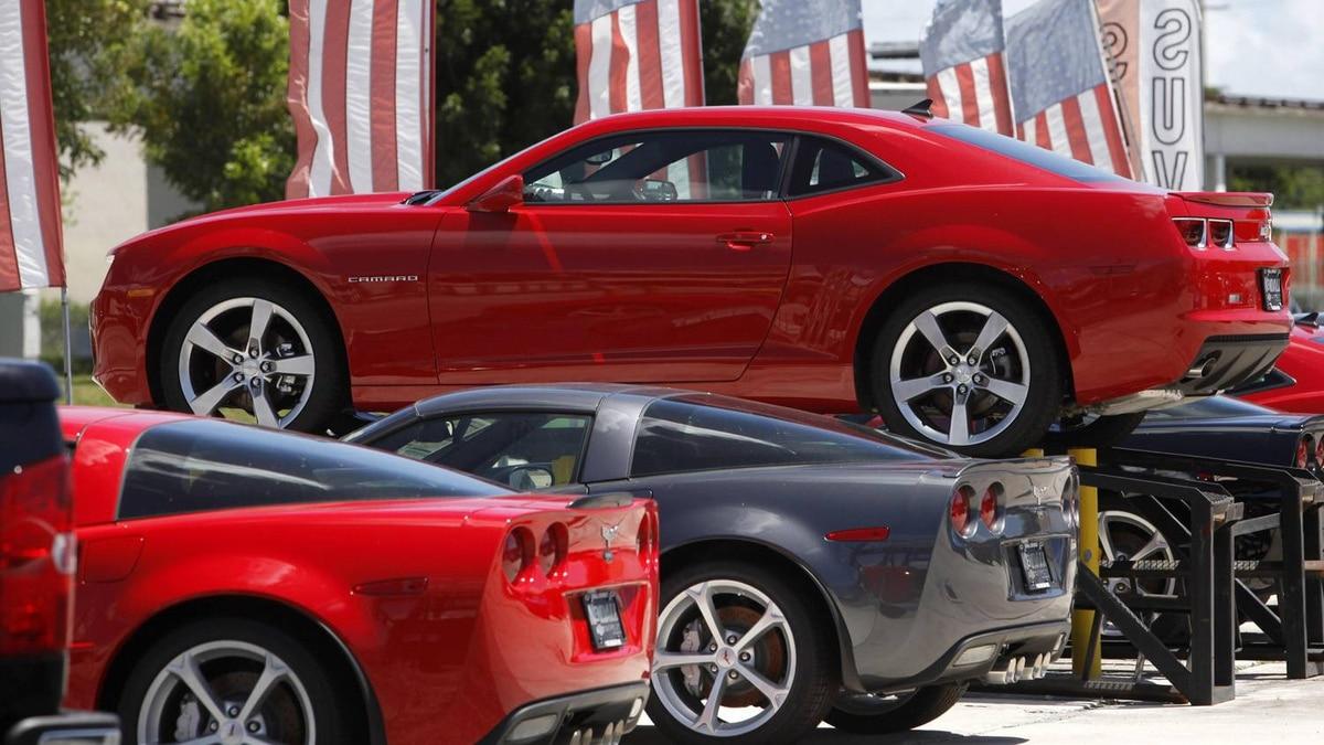 General Motors products