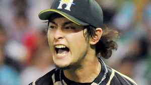Japanese pitcher Yu Darvish of . Getty Images / JIJI PRESS