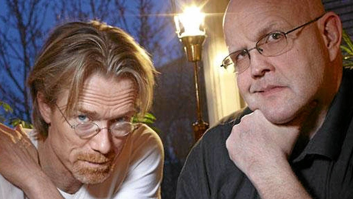 Anders Roslund, left, and Borge Hellstrom are currently working on their sixth book collaboration.