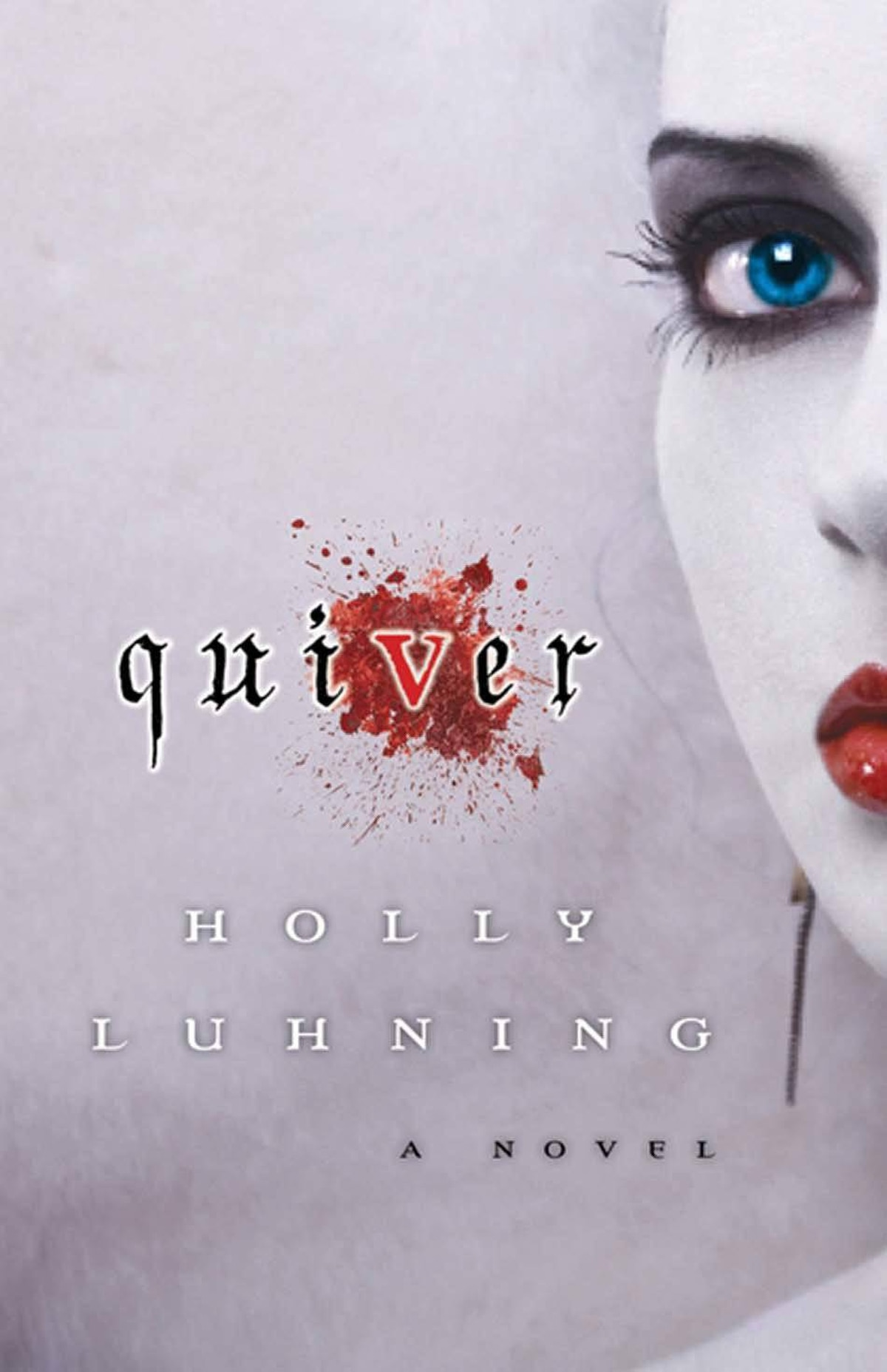 """QUIVER By Holly Luhning (HarperCollins) Like a perfectly executed murder with a feminine touch, Quiver has everything: style, substance, terror, a treacherous murderess – and lip gloss. Danica, a Canadian forensic psychologist, finds her enthrallment with violence fed by Hungarian Countess Elizabeth Báthory, who tortured and killed 650 women; her celebrity patient, murderer Martin Foster; and """"frenemy"""" Maria Janos. – Ibi Kaslik"""