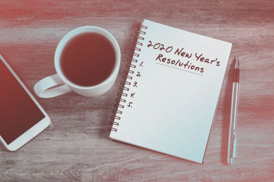 Amplify: Most of us don't stick to New Year's resolutions. Here's why we should keep making them anyway
