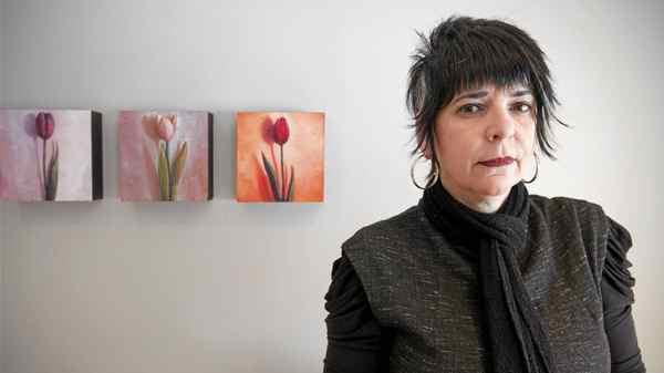 Harriet Berkal poses for a photograph in her Winnipeg home on Jan. 24, 2011.