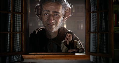 The BFG: Ambitious adaptation fails to capture irreverent tone of Dahl's classic