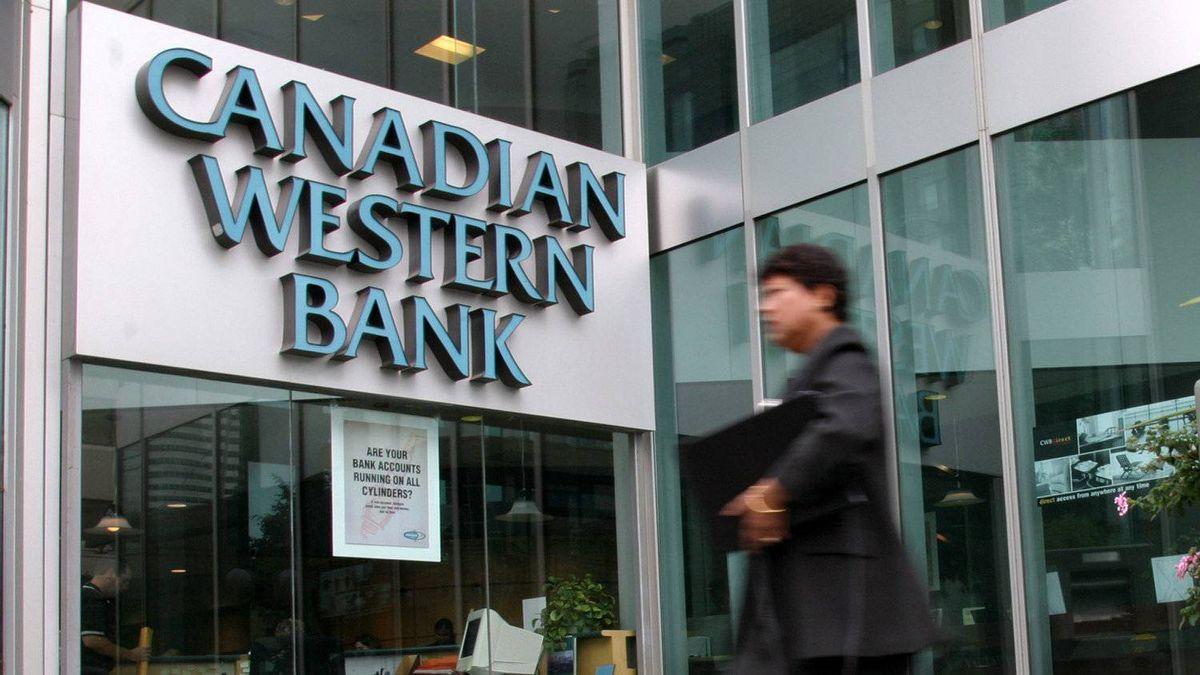 Edmonton-based Canadian Western Bank