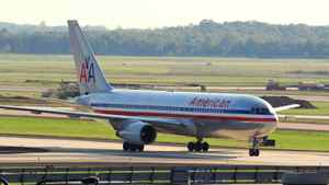 This October 4, 2008 photo shows an American Airlines aircraft taxiing to the gate at Dulles International Airport in Dulles, Virginia. American Airlines on July 20, 2011 announced a massive multi-billion-dollar order for 200 Boeing 737 and 260 Airbus A320 passenger jets.