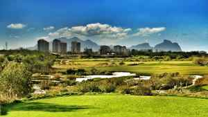 Gil Hanse design for 2016 Olympic golf course
