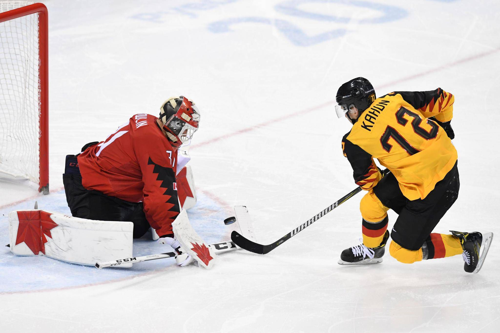 1a1ff13c001 Team Canada to play for bronze after 4-3 semi-final loss to Germany ...