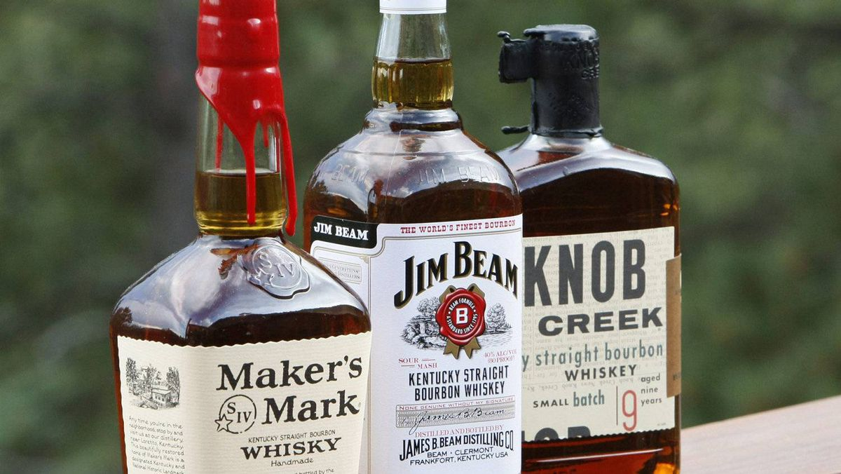 The red wax seal on Maker's Mark bourbon is a strong trademark that can be protected, a U.S. court has ruled.