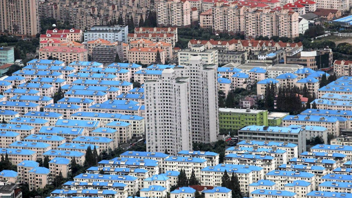 Chinese housing bubble fears grow