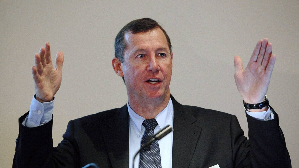 Penn West president and chief operating officer Murray Nunns.