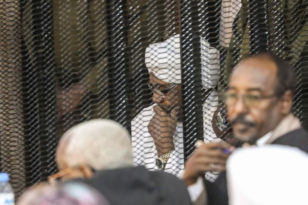 Corruption Trial Continues for Sudan's Ex-president