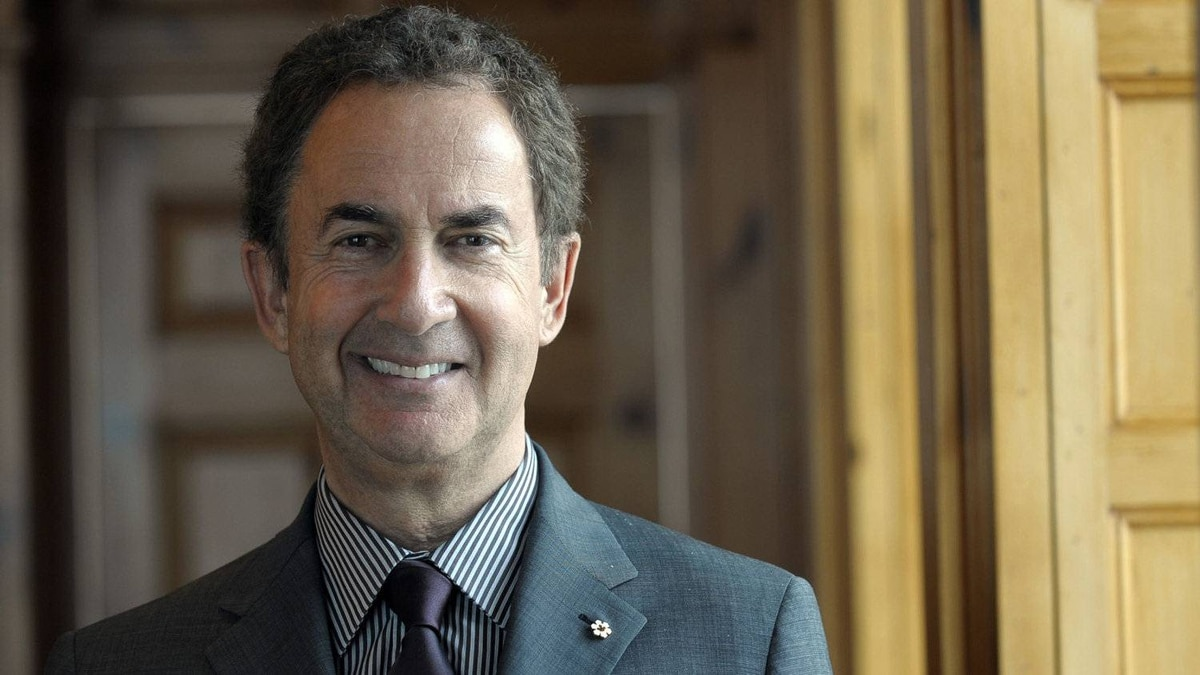No. 4. Gerald W. Schwartz, chairman and ceo of Onex Corporation. Mr. Schwartz received a bonus of $6,862,740 in 2010.