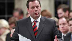 Immigration Minister Jason Kenney speaks during Question Period in the House of Commons on Sept. 19, 2011.