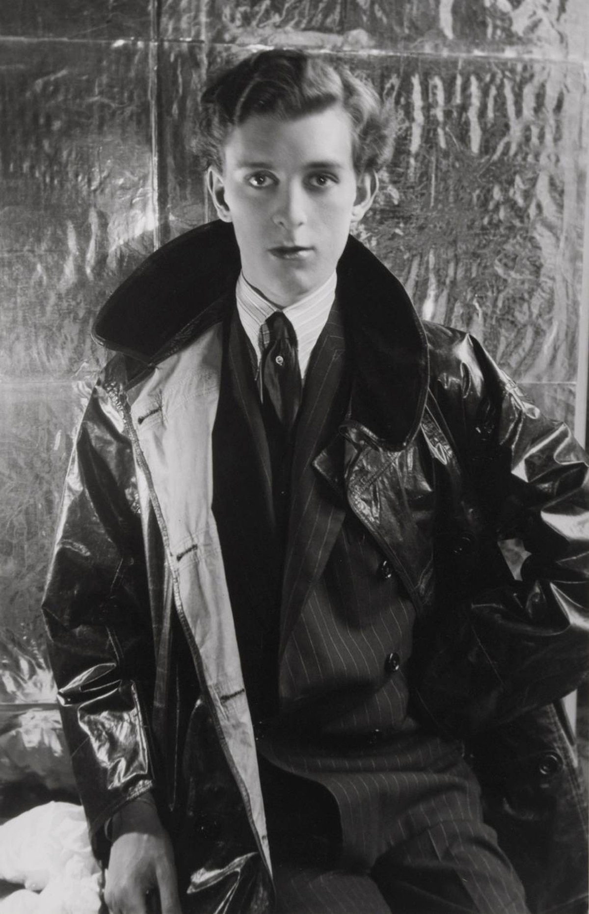 1927 portrait by Cecil Beaton, Works of Art Fund, RISD Museum