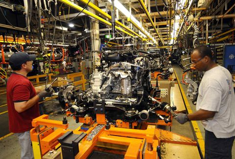 Manufacturing helps boost economic growth in November: StatsCan