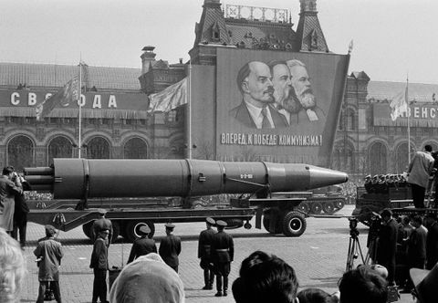 Are we entering a Cold War-style stock market?