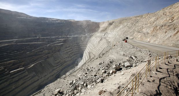 Chile's state miner Codelco cancels major contract with SNC-Lavalin