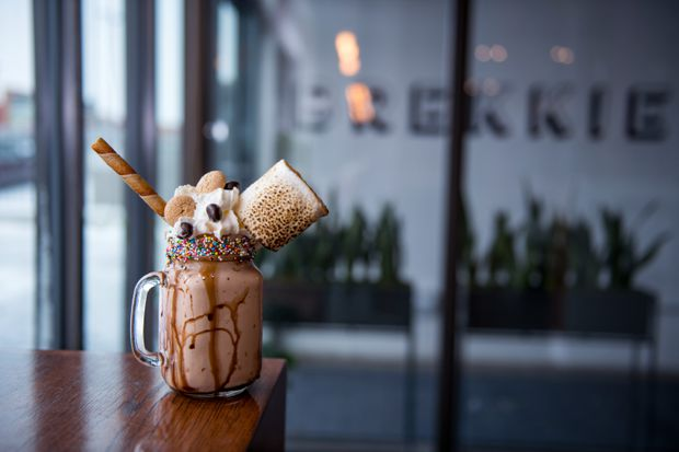Calgary's Brekkie Cafe offers a pricey take on brunch