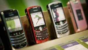 BlackBerry smart phones