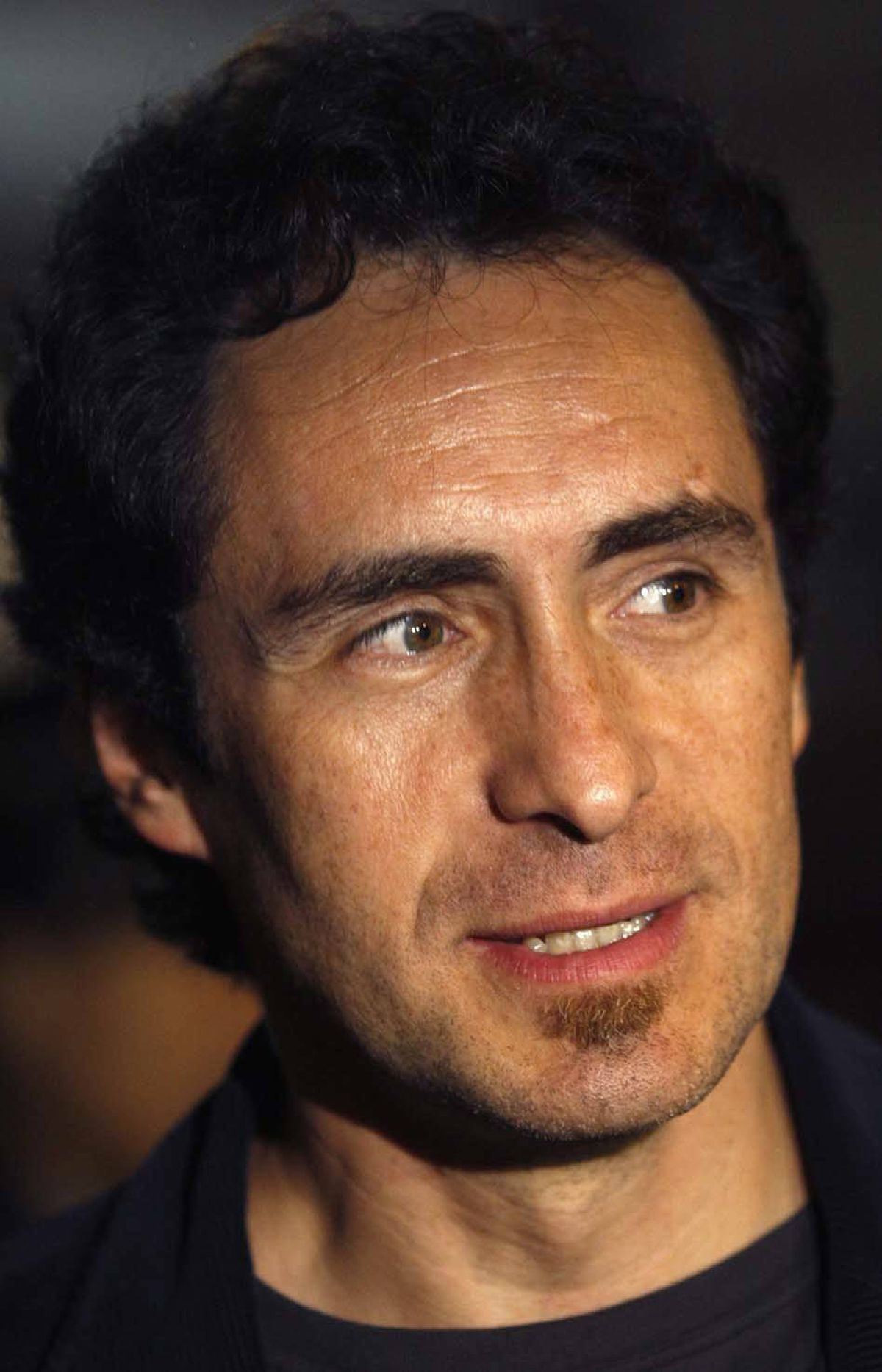 """Demian Bichir is nominated for Best Actor for his role in """"A Better Life."""""""