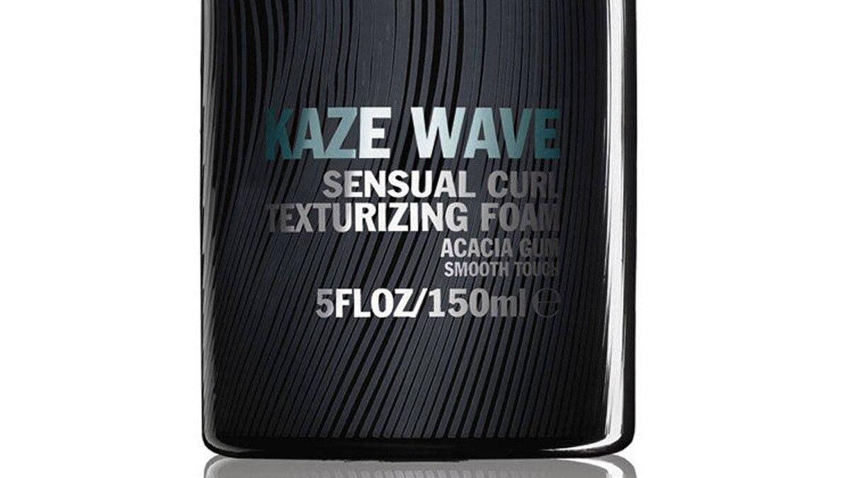 Shu Uemura Art of Hair Kaze Wave Sensual Curl Texturizing Foam