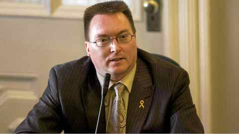 Independent Nova Scotia MLA Trevor Zinck is the only member facing fraud charges who is still sitting in the legislature.